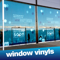 Window Vinyls